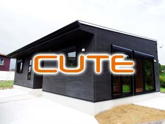 シンプル設計・総無垢木内装住宅CUTE