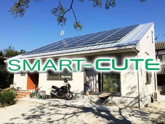 売電でローン返済できる住宅SMART-CUTE